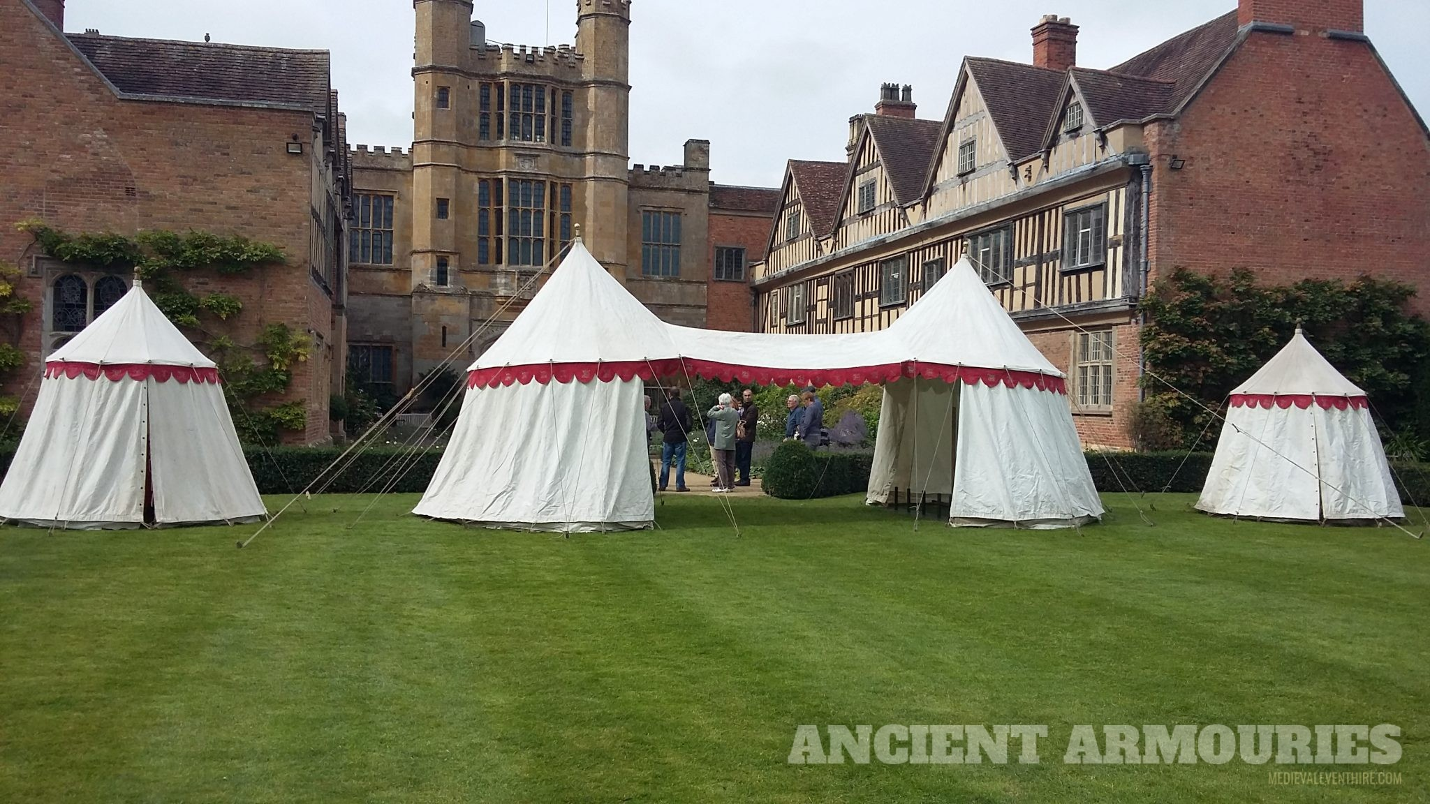 Tents and Archery Range & Medieval Tent u0026 Marquee Hire