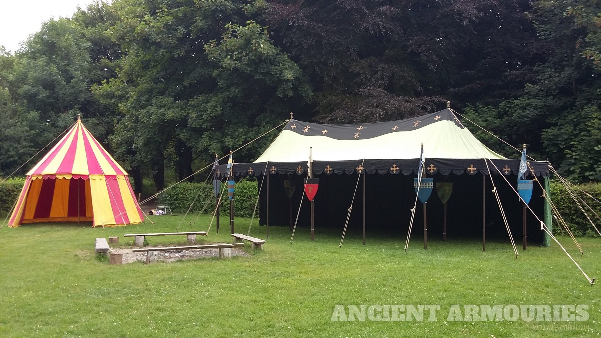 Large Medieval Tent & Medieval Tent u0026 Marquee Hire